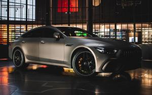 2020 Mercedes-AMG GT63 S 4Matic+ 4-Door Coupe by Garage Italia Customs