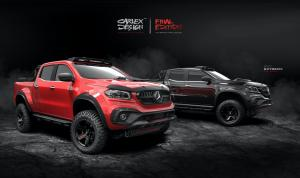 2020 Mercedes-Benz X-Class Exy EXTREME+ Final Edition by Carlex Design
