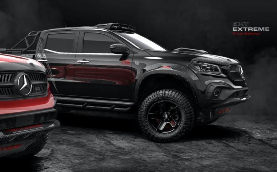 Mercedes-Benz X-Class Exy EXTREME+ Final Edition by Carlex Design '2020