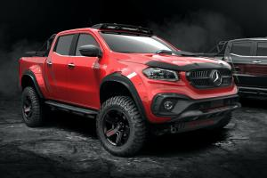 2020 Mercedes-Benz X-Class Exy Off-Road Final Edition by Carlex Design