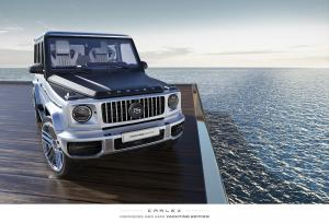 2020 Mercedes-AMG G63 G-Yachting Limited Edition by Carlex Design