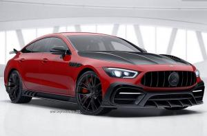 Mercedes-AMG GT53 S 4Matic+ 4-Door Coupe Inferno by TopCar 2020 года