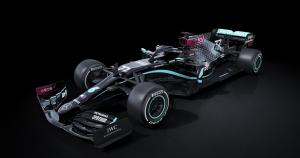 2020 Mercedes-AMG F1 W11 EQ Performance