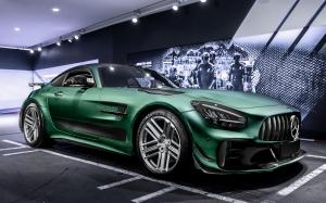 Mercedes-AMG GT R Pro Tattoo Edition by Carlex Design 2020 года
