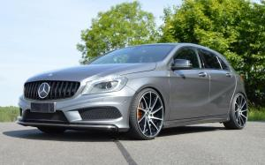 Mercedes-Benz A-Class by Inden Design on Oxigin Wheels (LM) (W176) '2020
