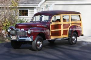 1948 Mercury Marmon-Herrington Station Wagon