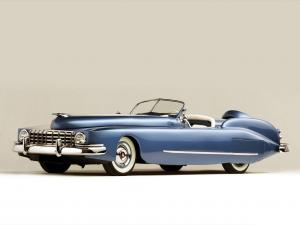 Mercury Bob Hope Special Custom Show Car 1950 года