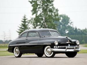 Mercury Eight Club Coupe 1950 года