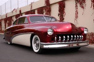 Mercury Custom Coupe 1951 года