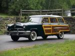 Mercury Custom Station Wagon 1952 года