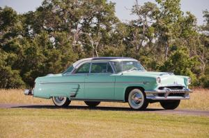 Mercury Monterey Sun Valley 2-Door Hardtop 1954 года