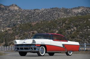Mercury Montclair Hardtop Coupe 1956 года