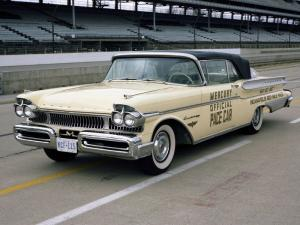 1957 Mercury Turnpike Cruiser Convertible Indy 500 Pace Car