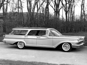 1959 Mercury Commuter Country Cruiser