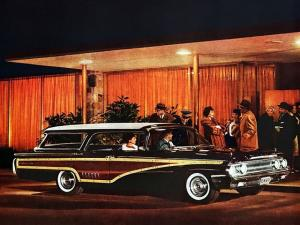 1960 Mercury Colony Park Country Cruiser