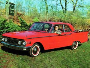 1961 Mercury Comet 2-Door Sedan