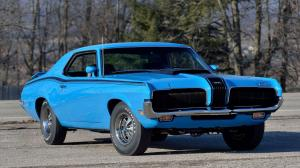 Mercury Cougar Eliminator Boss 302 1970 года