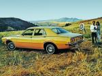 Mercury Comet 4-Door Sedan 1972 года