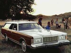 Mercury Marquis Colony Park 1978 года