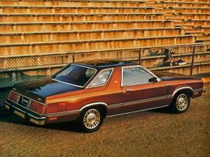 1982 Mercury Zephyr Z-7 GS
