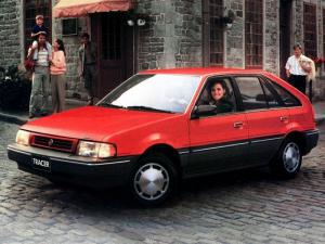 1987 Mercury Tracer 5-Door
