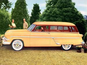 1954 Meteor Niagara Ranch Wagon
