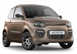 2019 Microcar M.Go Plus