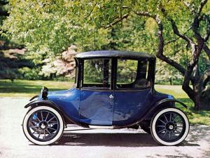 1916 Milburn Electric Model 22 Brougham