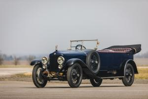 1924 Minerva AC Tourer by Brooks-Ostruk