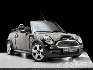 Mini Cooper S Cabrio by Bisazza 2005 года