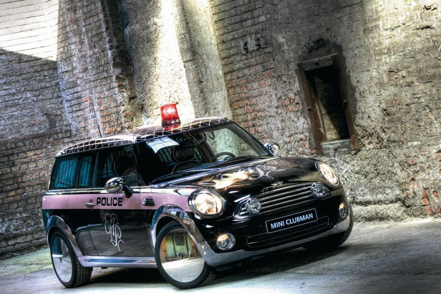 Mini Cooper Clubman Life Ball '2008