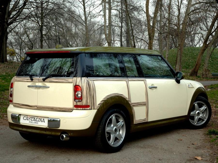 Mini Cooper Clubman by Castagna '2008