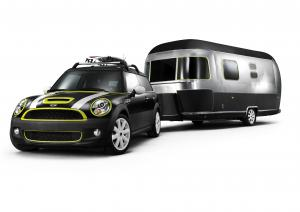 Mini And Airstream-Designed by Republic of Fritz Hansen 2009 года