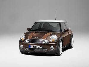 Mini Cooper S 50 Mayfair 2009 года