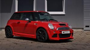 Mini Cooper S by Prior Design 2009 года