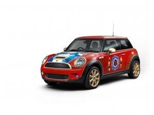 Mini Cooper by George Harrison 2009 года