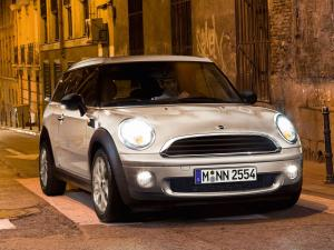 Mini One Clubman 2009 года