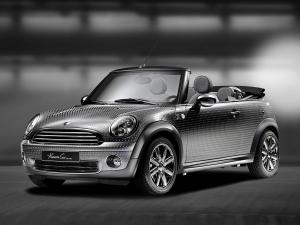 Mini Cooper Cabrio by Kenneth Cole 2010 года