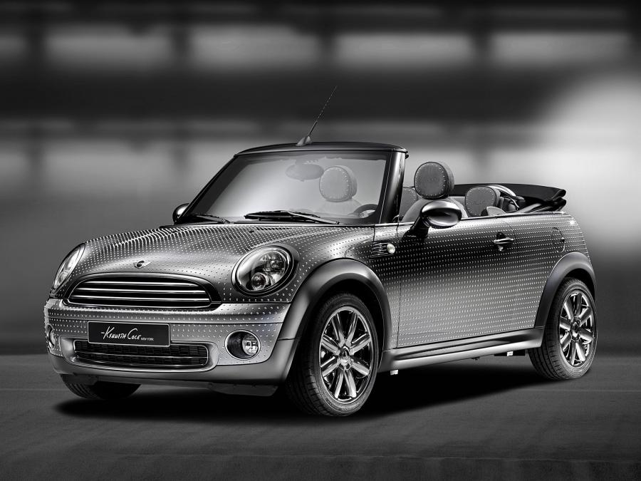 Mini Cooper Cabrio by Kenneth Cole '2010