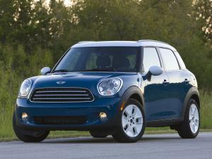 Mini Cooper Countryman 2010 года (US)