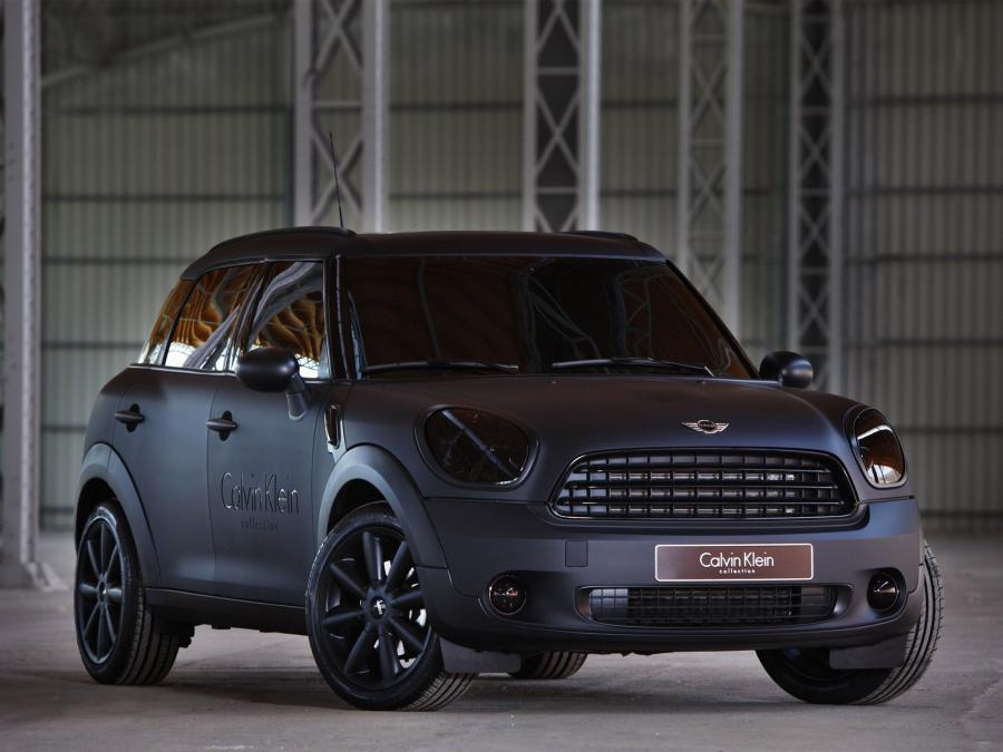 Mini Cooper Countryman Black Edition by Calvin Klein '2010