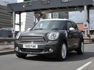 Mini Cooper Countryman D 2010 года (UK)