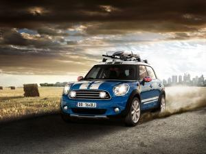 Mini Cooper Countryman D Accessorized 2010 года