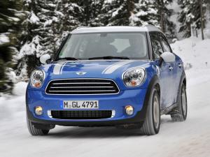 Mini Cooper Countryman D All4 2010 года