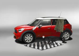 Mini Cooper Countryman Getaway Package 2010 года