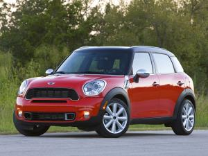 Mini Cooper Countryman S 2010 года (US)
