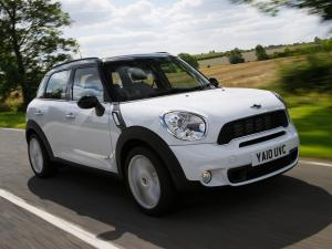 Mini Cooper Countryman S All4 2010 года (UK)