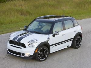 Mini Cooper Countryman S All4 2010 года (US)