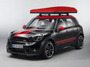 Mini Cooper Countryman S All4 Accessorized 2010 года