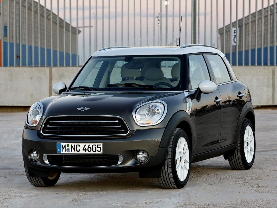 Mini Cooper Countryman '2010